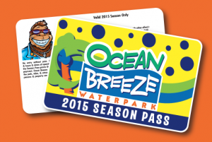 Ocean Breeze Season Pass