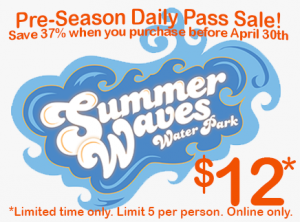 Discount tickets myrtle waves coupons